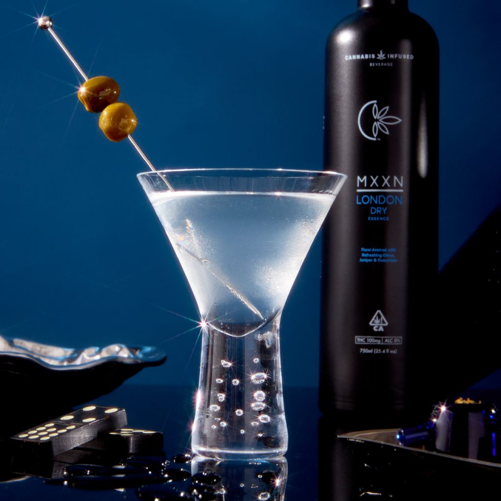 MXXN London Dry Martini
