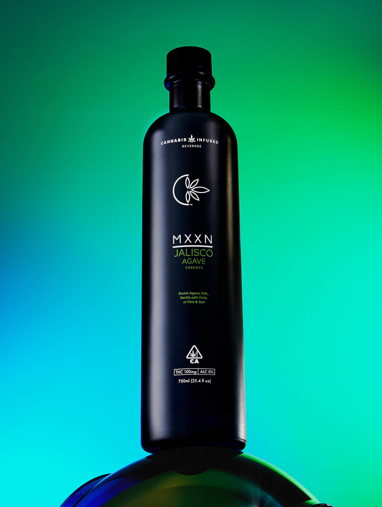 MXXN Jalisco Agave: THC-Infused, Alcohol-Free Spirit