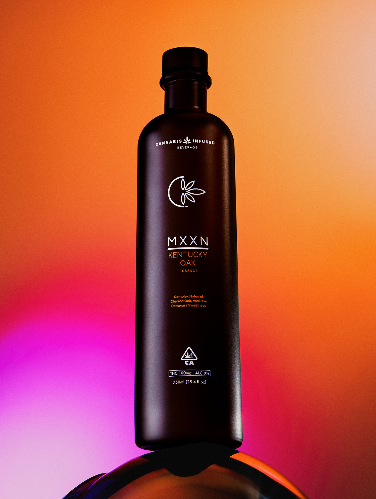 MXXN Kentucky Oak: THC-Infused, Alcohol-Free Spirit